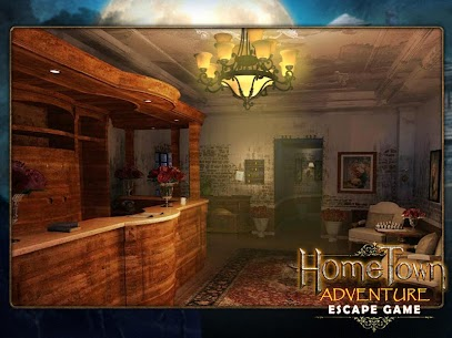 Escape game:home town adventure App Latest Version  Download For Android 8