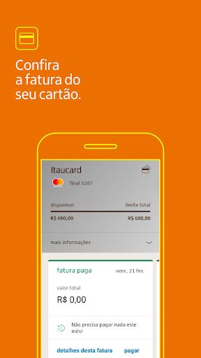 Banco Itaú: Gerencie sua conta pelo celular screenshot 4