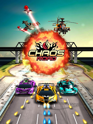 Chaos Road: Combat Racing 1.4.2 screenshots 10