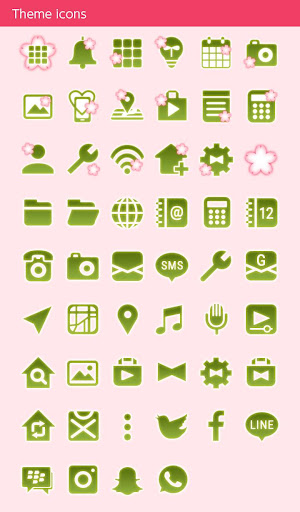 Bird & Cherry Blossoms Theme 1.0.0 Windows u7528 4