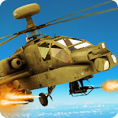Army Gunship Clash - War Game