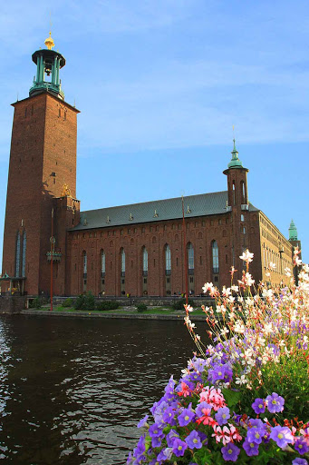 Sweden-Stockholm-City-Hall - City Hall in Stockholm is one of the city's popular attractions, with tours offered daily.