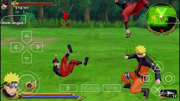 Naruto Games Ultimate Ninja Shippuden Storm 4 Apk 100 Free
