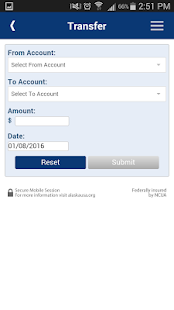 Alaska USA FCU- screenshot thumbnail