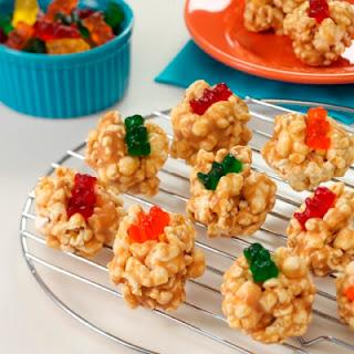 Peanut Butter Popcorn Poppers
