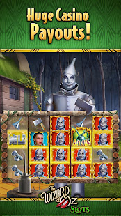 Screenshots of Wizard of Oz Free Slots Casino for iPhone