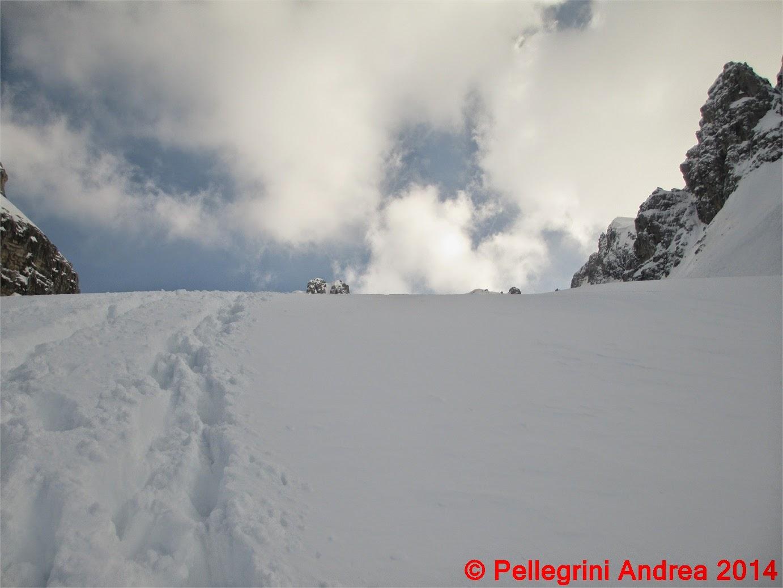 Photo: IMG_7199 neve cielo e roccia (marcia)