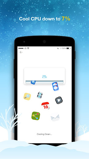 CPU Phone Cooler, Cool Down Phone Temperature (Unreleased) for PC