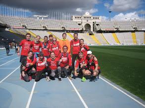 Photo: BML  (Estadi Olímpic Lluís Companys) 28/2/16