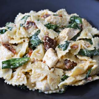 Chicken Diavolo Pasta.