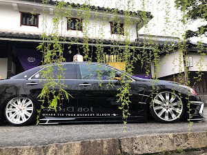 クラウンアスリート GRS200 のカスタム事例画像 piko  【piko's  CROWN 黒豹】さんの2019年04月17日07:17の投稿