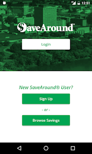 SaveAround Deals- screenshot thumbnail