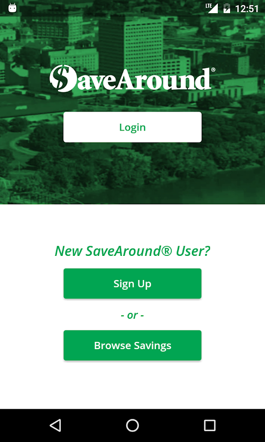 SaveAround Deals- screenshot