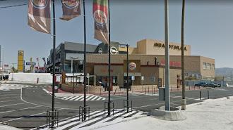 Imagen del Burger King de Huércal de Almería.