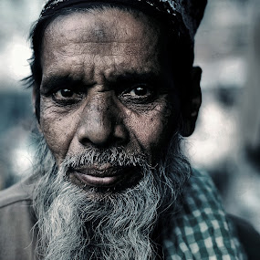 frozen in time by Usman Irani - People Portraits of Men ( thoughts, old man, frozen, , Travel, People, Lifestyle, Culture )