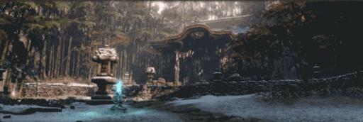 SEKIRO_荒れ寺
