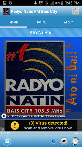 Download Radyo Natin FM Bais City APK latest version app by