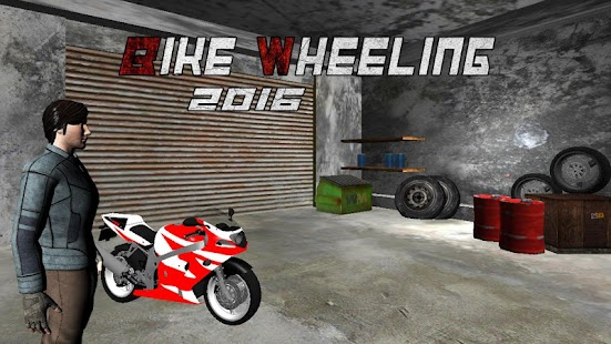 Bike Wheeling 2016- screenshot thumbnail
