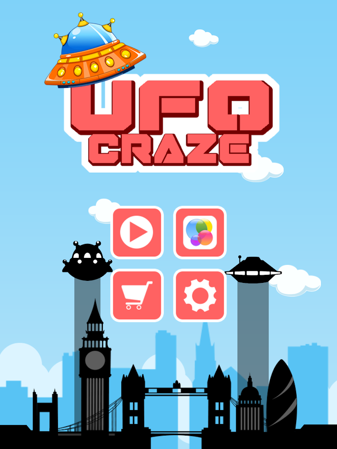UFO Craze- screenshot
