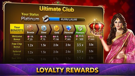 UTP – Ultimate Teen Patti (3 Patti) App Latest Version Download For Android and iPhone 7