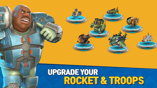 Mad Rocket: Fog of War - Build and War Strategy 1.14.2 androidappsheaven.com 3