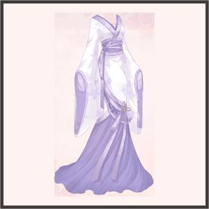 幽蘭の長衣