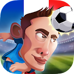 EURO 2016 Head Soccer Icon
