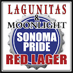 Lagunitas & Moonlight Sonoma Pride Red Lager