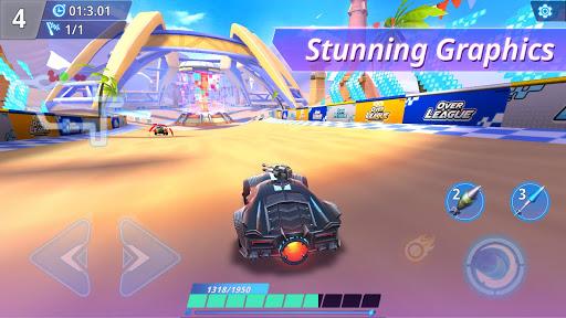 Overleague - Kart Combat Racing Game 2020 screenshots 9