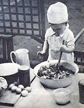 Photo: Mieszanie sosu