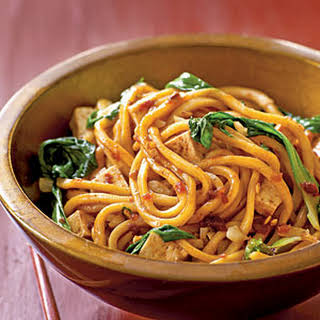Spicy Stir Fry Noodles Recipes.