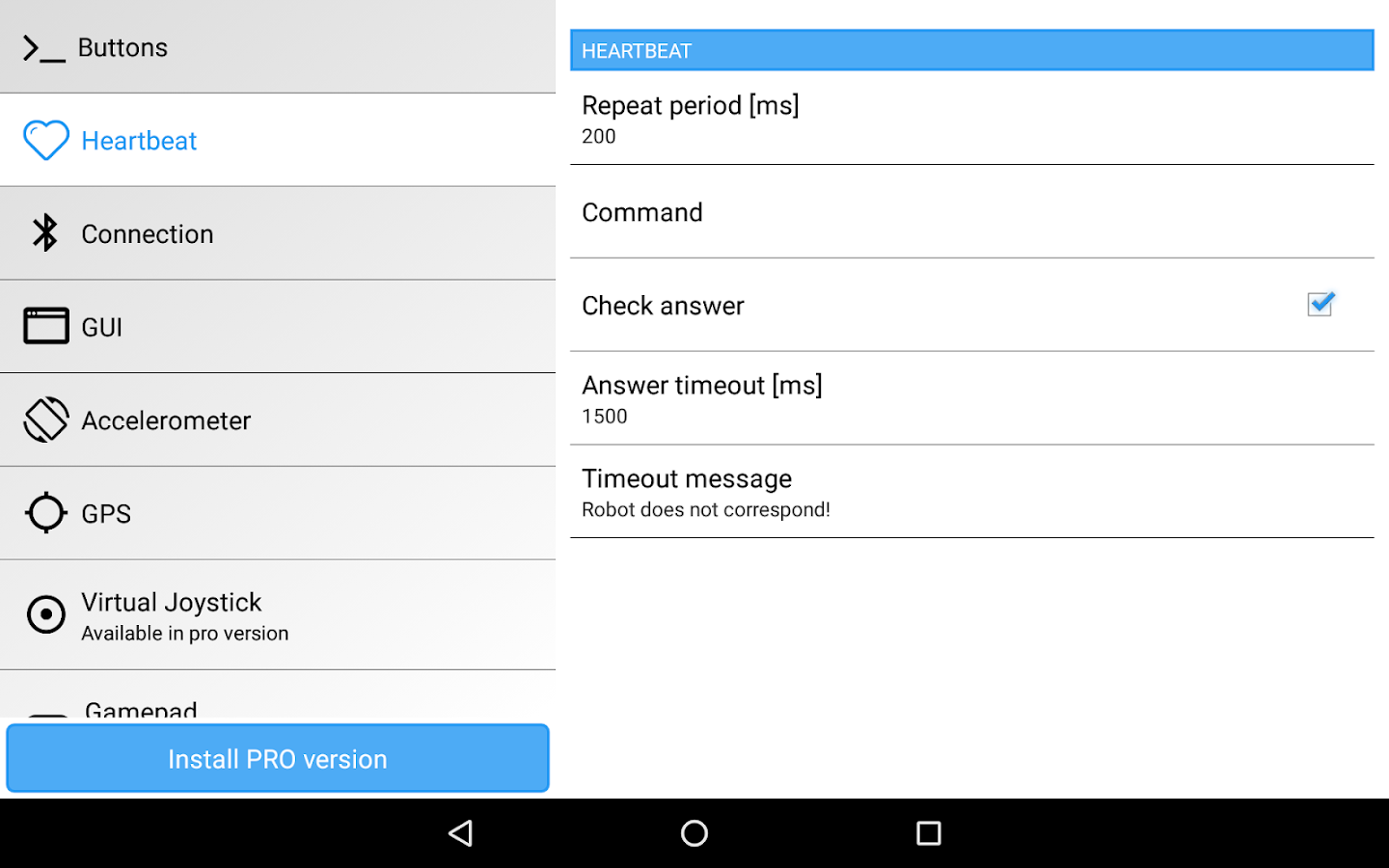 Bluetooth Device Control Free- screenshot
