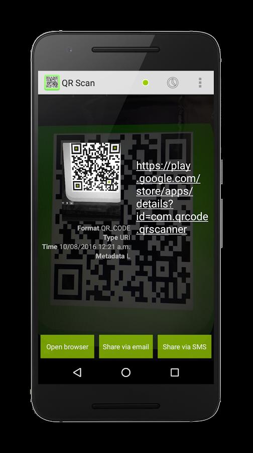 google play store free qr code reader