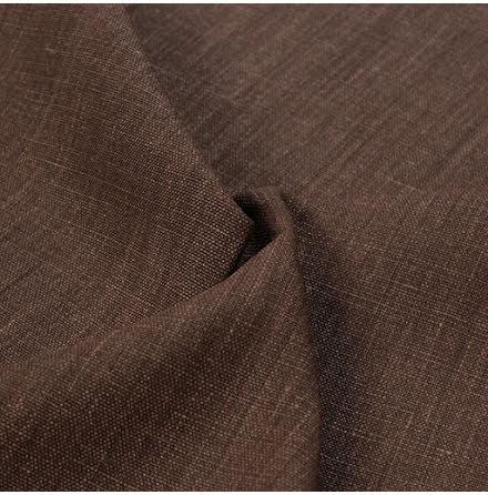 Möbellinne - mörkbrun
