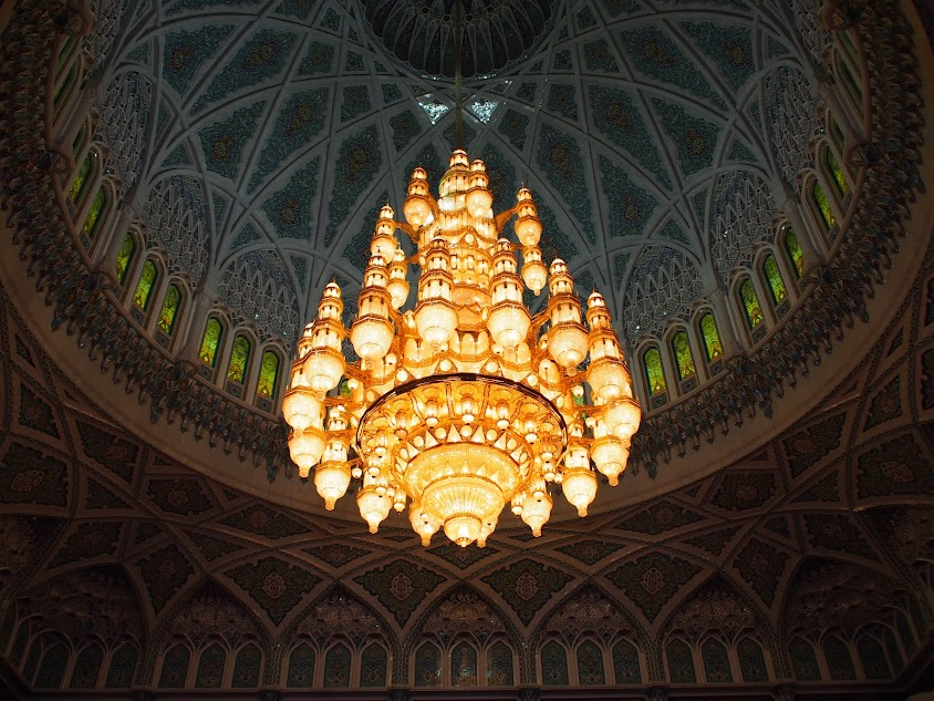 grand mosque oman 9