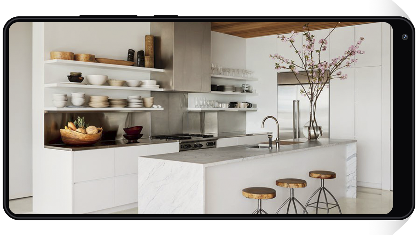 Latest kitchens designs 2018 android apps on google play for Kitchen ideas app