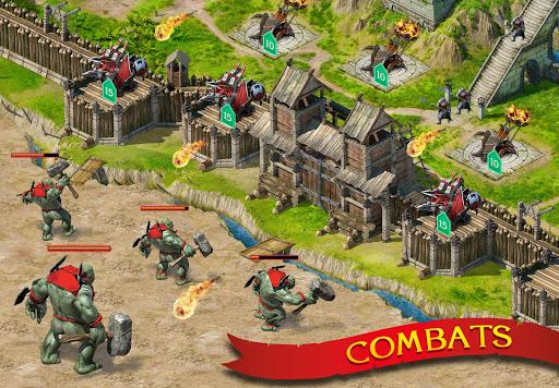 Stormfall: Légendes et Dragons fond d'écran 1