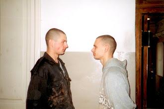 Photo: List gończy  Wacek Ch. i Bartek C. 2004