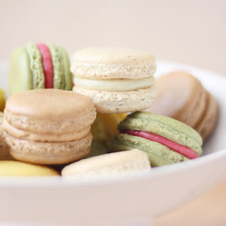 Learn How to Make French Macarons on Video.