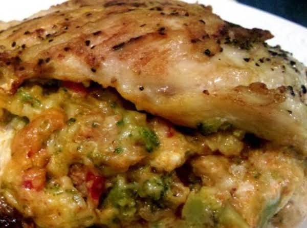 Pimiento Cheese Stuffed Chicken Recipe