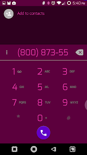 PCB Pink ⁞ CM13 Theme- screenshot thumbnail