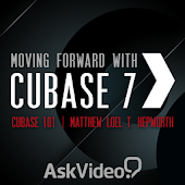 Moving Forward With Cubase 7