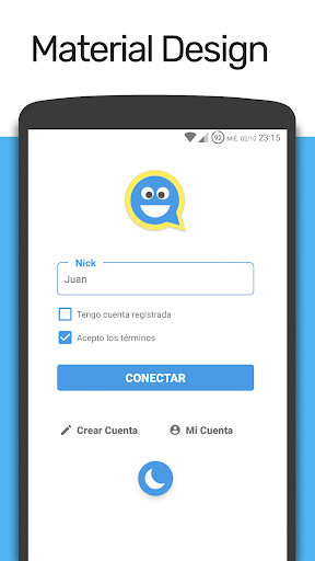 latin chat - chat latino screenshot 1