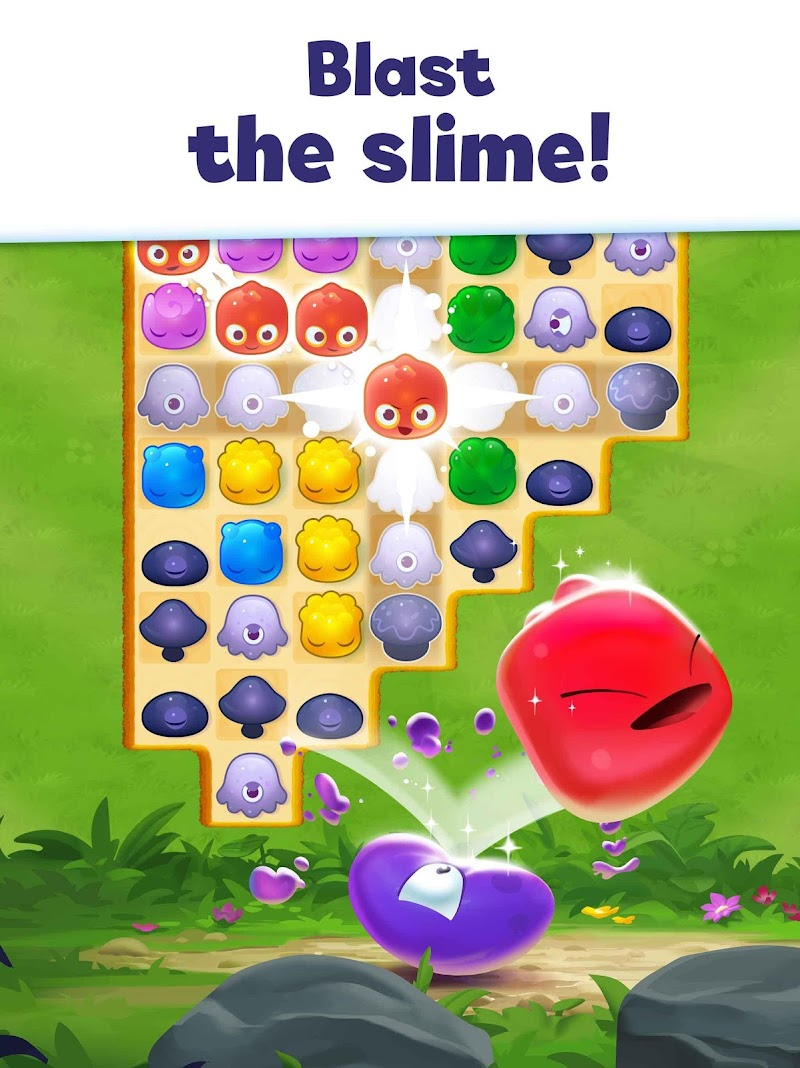 Jelly Splash Match 3: Connect Three in a Row Screenshot 12