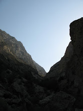 Photo: Shait, crotch with Gandakush (view to Gandakush ravine)