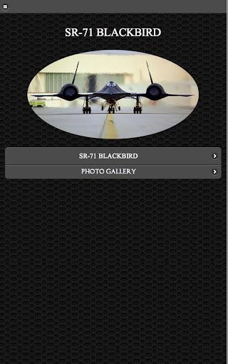 ✈ SR-71 Blackbird FREE