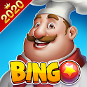 Bingo Frenzy ! Bingo Cooking Free Live BINGO Games icon