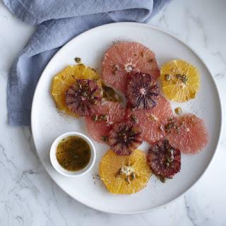 Blood Orange and Grapefruit Salad Recipe