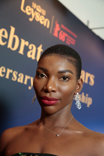 Michaela Coel Gives Us A High Dose Of Fashion And Vulnerability in Variety' Power Of A Woman Issue
