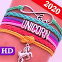 Name On Necklace Bracelets icon